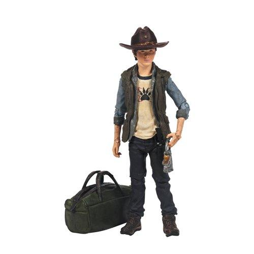 McFarlane Toys The Walking Dead TV Series 4 Carl Grimes Action Figure