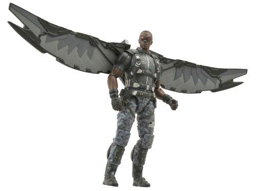 Diamond Select Toys Marvel Select Captain America 2 The Falcon Action Figure