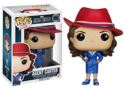 Funko POP Marvel Agent Carter Action Figure