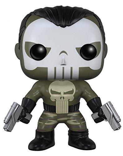 Funko POP Marvel Nemesis Punisher Action Figure