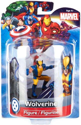 Jamn Products 4 Marvel Figure -Wolverine