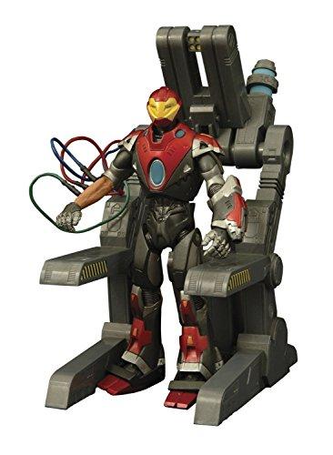 Diamond Select Toys Marvel Select Ultimate Iron Man Action Figure