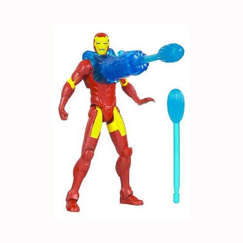 Iron Man Armored Adventures Animated Action Figure Iron Man