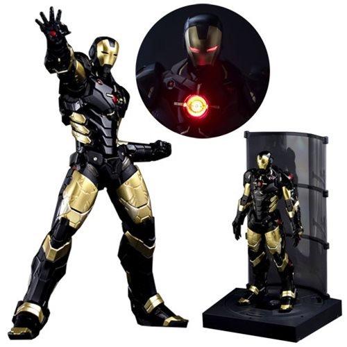 Marvel Now Iron Man Re Edit Black x Gold Action Figure
