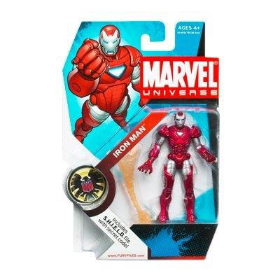 Marvel Universe Series 5 Scarlet Centurion Iron Man Action Figure