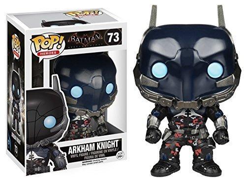 Funko POP 3 34 Inch Batman Arkham Knight Arkham Knight Action Figure Dolls Toys by Funko POP Toys