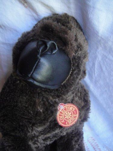Dandee Collectors Choice Brown Gorilla Plush Stuffed Animal