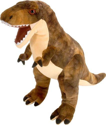 Wild Republic Dinosauria Mini T-Rex 10 Plush