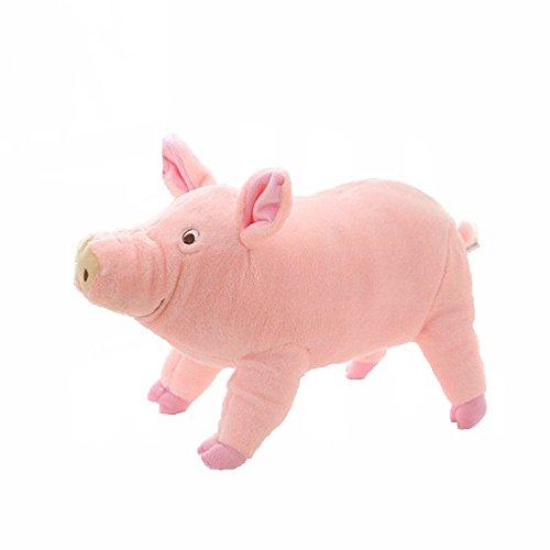149 Cloth Doll Cute Pig Plush Toys Pillow Cushion Animals Stuffed Plush Doll Kids Birthday Christmas Present Pink