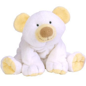 Ty Pluffies - Cloud the Polar Bear Toy by Ty Pluffies