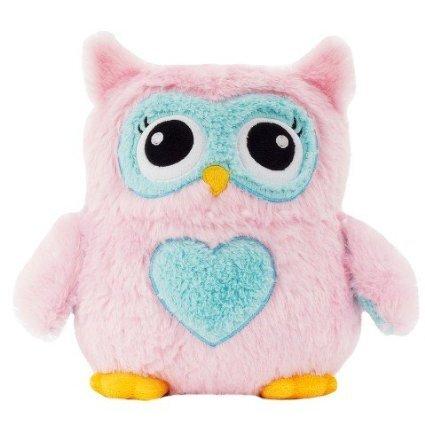 Jumbo Plush Owl Money Bank