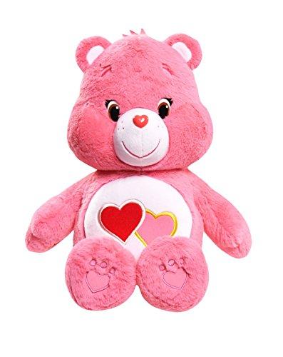 Just Play Care Bears Love-A-Lot Jumbo Plush