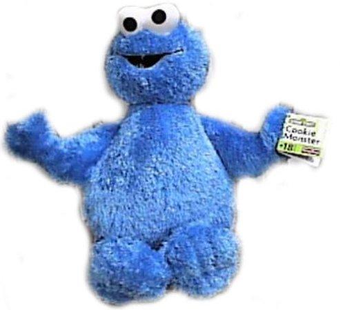 Sesame Street Large 18 Cookie Monster Plush Doll