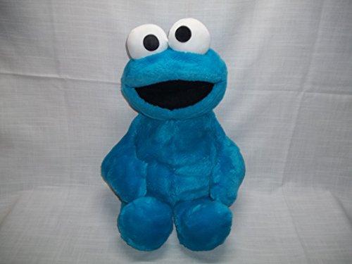 Sesame Street Playskool Cuddly Cookie Monster Plush Doll Furry Lage 24 Inch