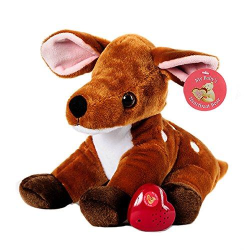 MBHB - Deer Stuffed Animal w 20 sec Voice Recorder - Deer