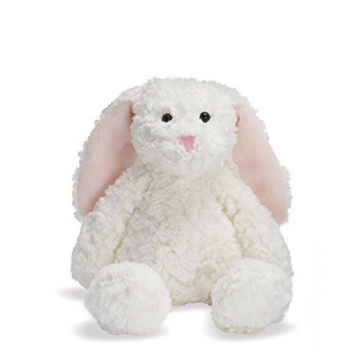 Manhattan Toy Delightful White Bevin Bunny Plush 11
