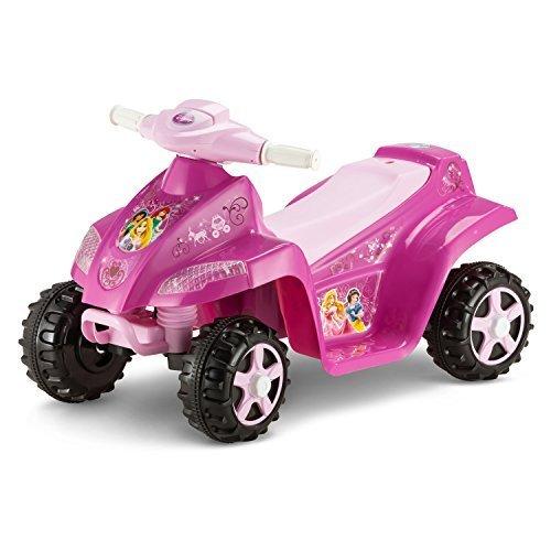 Kid Trax Princess OPP Toddler Quad 6v Battery Powered ATV  Kids Electric Ride on Car