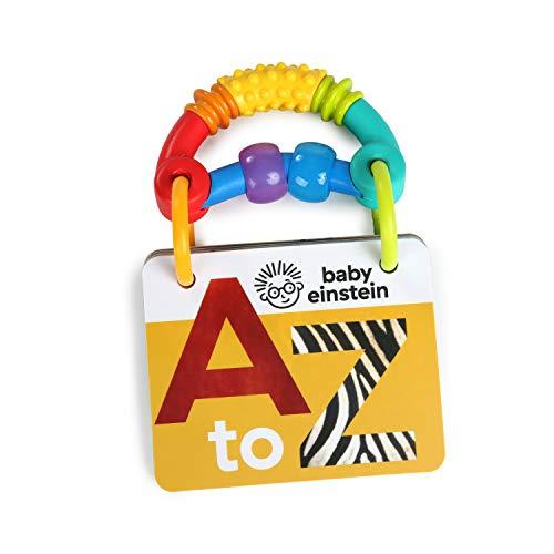 Baby Einstein A-to-Z Curiosity Cards Flash Cards Newborn