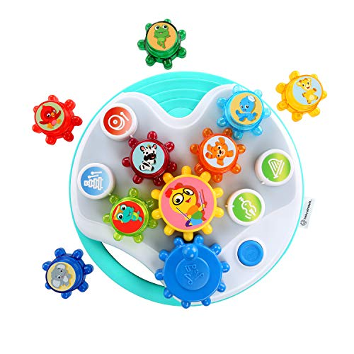 Baby Einstein Symphony Gears Musical Gear Toddler Toy with Lights and Melodies Ages 12 months and up