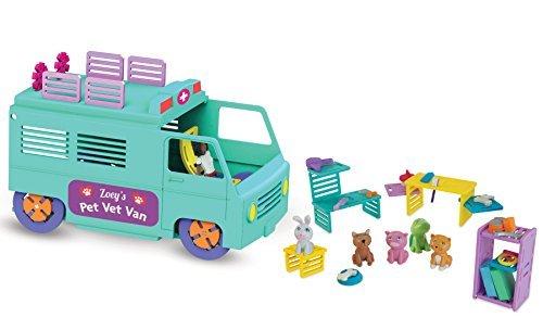 Roominate Zoeys Pet Vet Van by PlayMonster