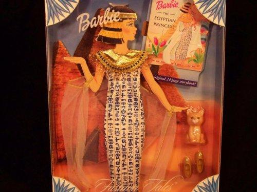 Barbie the Egyptian Princess Fashion Tales