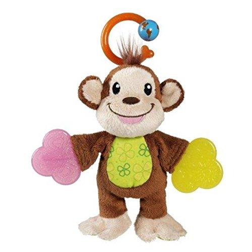 Munchkin Teether Babies Monkey 0  Months