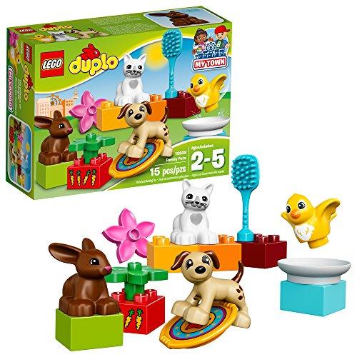 LEGO DUPLO Town 6175775 DUPLO Family Pets 10838 Multi