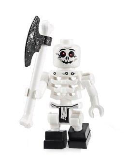Bonezai Skeleton - LEGO Ninjago Minifigure