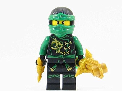 LEGO Ninjago Minifigure - Lloyd Skybound with Dual Gold Weapons 70601