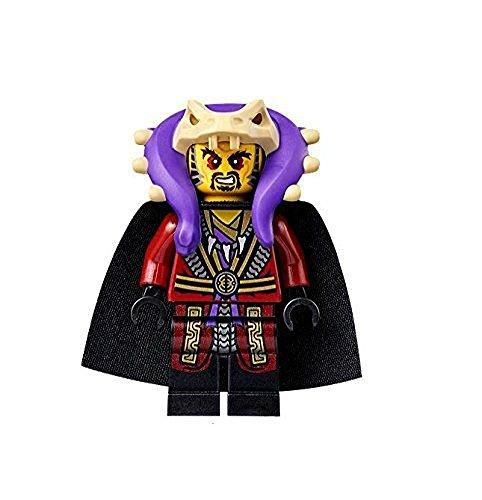 LEGO Ninjago Minifigure - Master Chen with Cape Serpertine Anacondrai 70749