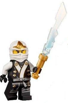Lego Ninjago Zane Kimono Minifigure