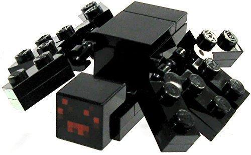 LEGO Minecraft Minifigure Spider