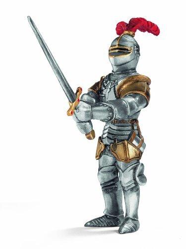 Schleich Knight with Big Sword