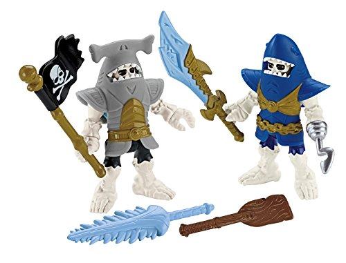 Imaginext Pirate Skeleton Deckhands