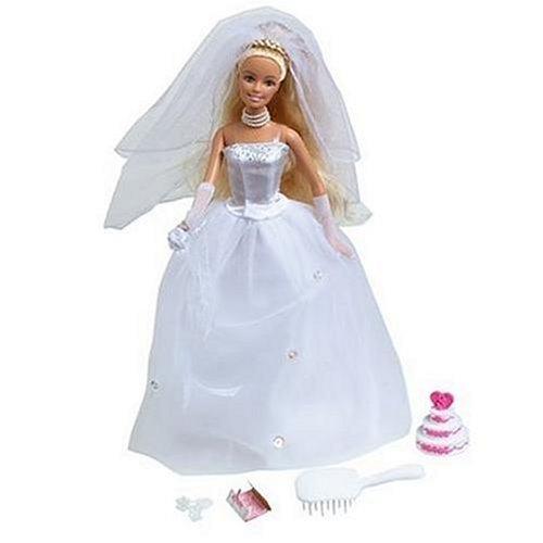 Barbie Forever Beautiful Bride Barbie Doll