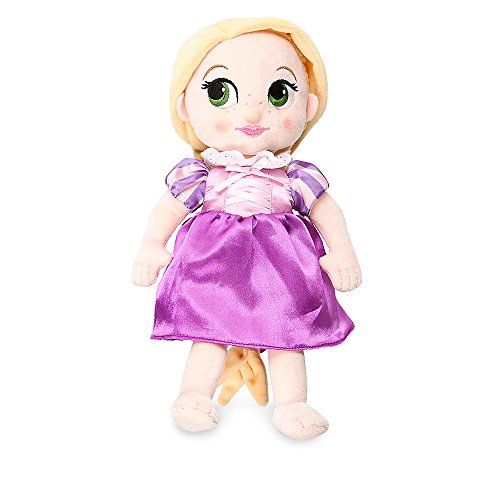 Disney Animators Collection Rapunzel Plush Doll - Tangled - Small - 12