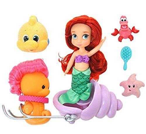 Disney Disney animator collection Doll mini play set Ariel Princess Goods regular goods