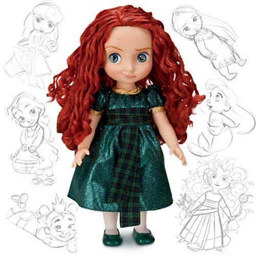 DisneyPixar Animators Collection Merida Doll - 16