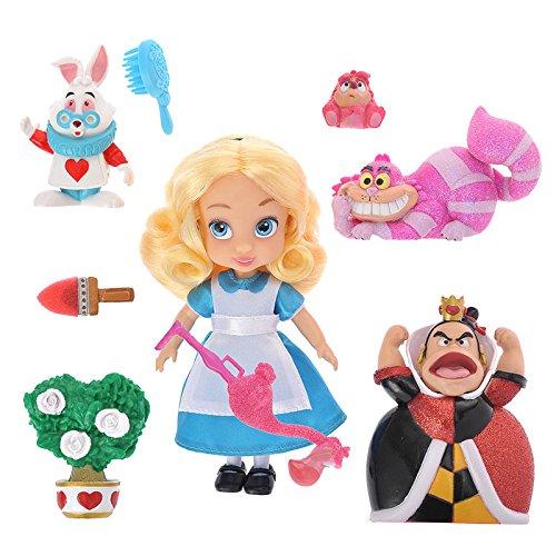 Disney Store Disney animator collection doll mini play set Alice TSUM TSUM Japan Import