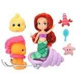 Disney animators collection doll mini play set Ariel Disney Store