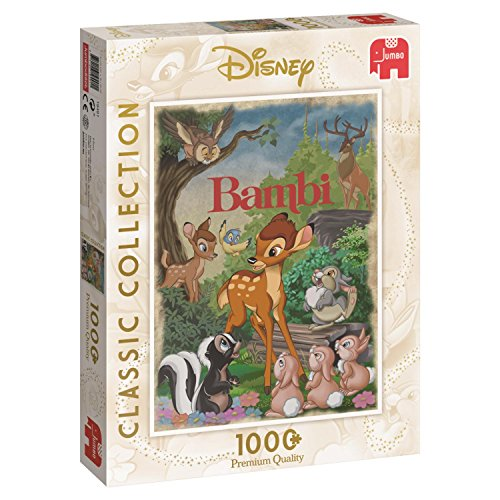 Disney Classic Collection Bambi Jumbo 19491-1000 Piece Jigsaw Puzzle