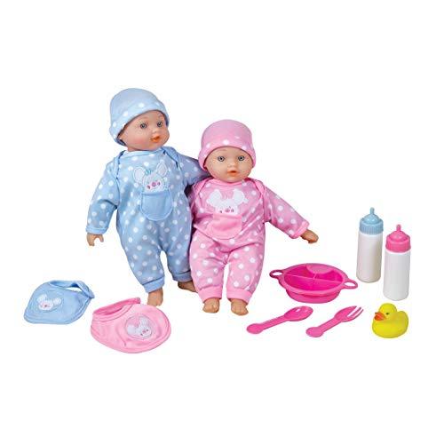 11 Twin Baby Dolls Fabric