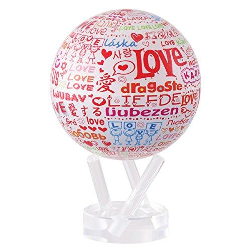 45 Love Mova Globe