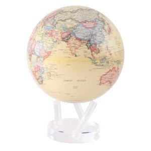 85 Antique Beige MOVA Globe