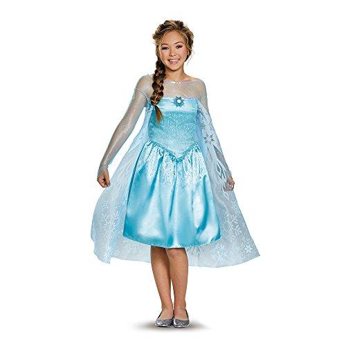 Disguise Elsa Tween Costume X-Large 14-16