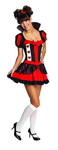 Rubies Costume Queen Of Hearts Tween Costume Medium