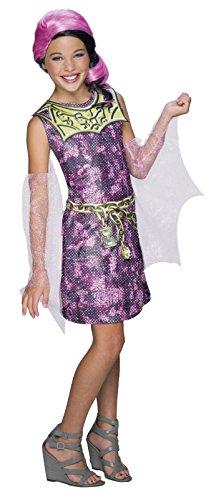 Rubies Costume Monster High Haunted Draculaura Child Costume Small