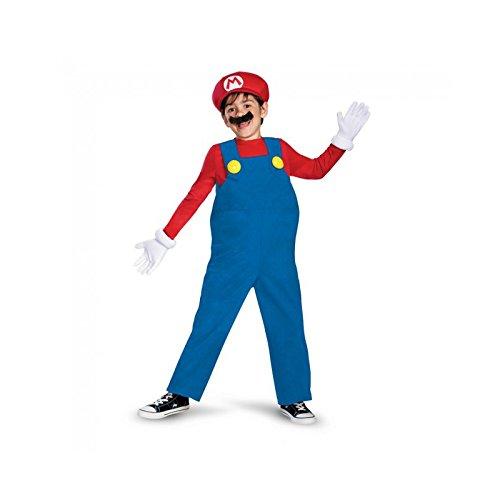 Mario and Luigi Costume - Large