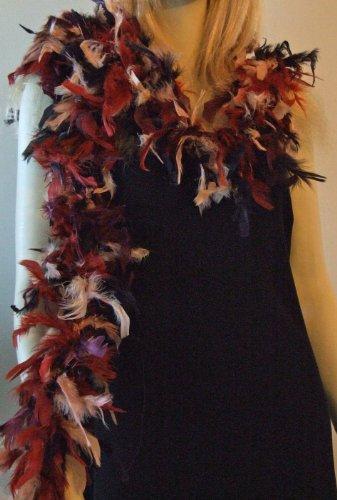 Feather Boa Autumn Mardi Gras Masquerade Halloween Costume Feathers