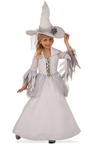 White Witch Child Costume - Medium